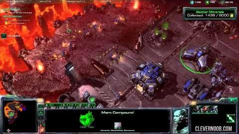 The Devil's Playground Starcraft II Brutal Mode Walkthrough (HD - Max Settings)