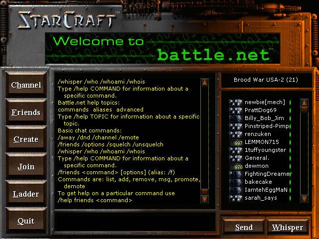 Battlenet Starcraft Wiki Fandom Powered By Wikia