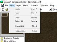 Programa Editor de Mapa SCO StarEdit04