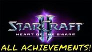 Starcraft 2 Hand Of Darkness - Brutal Guide - All Achievements!