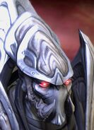 DarkTemplar SC2 Head4