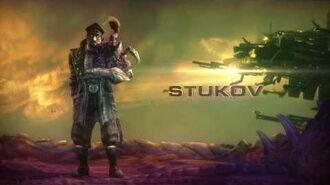 Comandante Cooperativo - Stukov