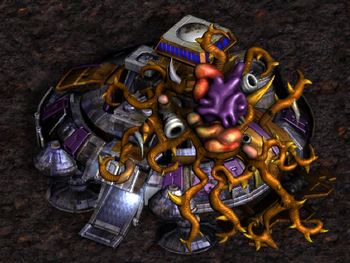 Infested command center | StarCraft Wiki | FANDOM powered by