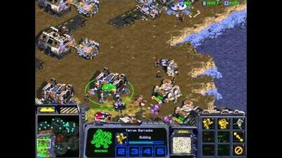 Starcraft 1 Insurrection - Terran 10 - Rebellion