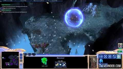 Whispers of Doom Starcraft II Brutal Mode Walkthrough (HD - Max Settings)