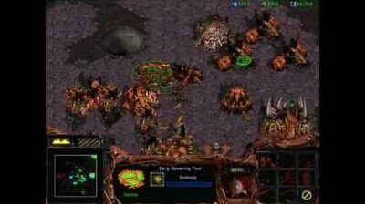 Starcraft 1 Insurrection - Zerg 06 - Complete Ruins