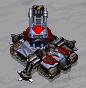 Terran Siege tank IN siege mode