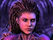 Kerrigan, jako Pierwotna Królowa Ostrzy
