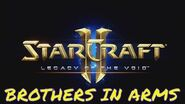 Starcraft 2 BROTHERS IN ARMS - Brutal Guide - All Achievements!