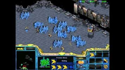 Starcraft 1 Insurrection - Protoss 01 - Satellite Platform