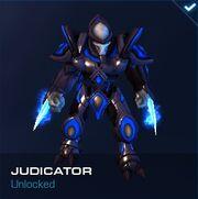 JudicatorZealot SC2SkinImage