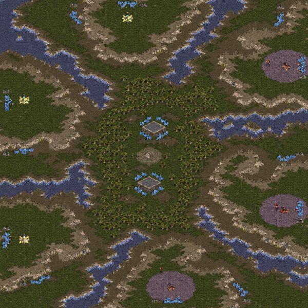 Legacy (map) | StarCraft Wiki | FANDOM powered by Wikia