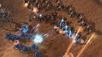 StarCraft II Heart of the Swarm - Multiplayer Unit Update