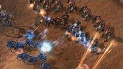 StarCraft II Heart of the Swarm - Multiplayer Unit Update