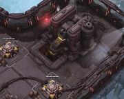 MilitaryResearchCenter SC2-NCO Game1