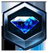 Ícone Modo Contra Liga Diamante01