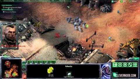 The Outlaws Starcraft II Brutal Mode Walkthrough (HD - Max Settings)