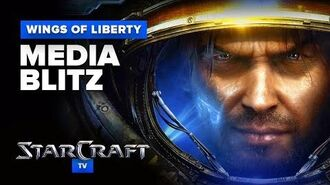 StarCraft 2- Wings of Liberty - Mission (Optional) - Media Blitz Walkthrough - Hard Difficulty