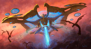 Mothership SC2 Art1