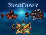 Lista de Unidades e Estruturas do StarCraft