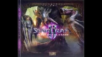 StarCraft 2 Heart of the Swarm Soundtrack Volume II - The Old Directorate
