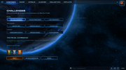 SC2 Updated Challenges Screen
