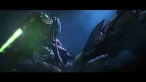 Zeratul - All Unit Quotes - StarCraft II Wings Of Liberty