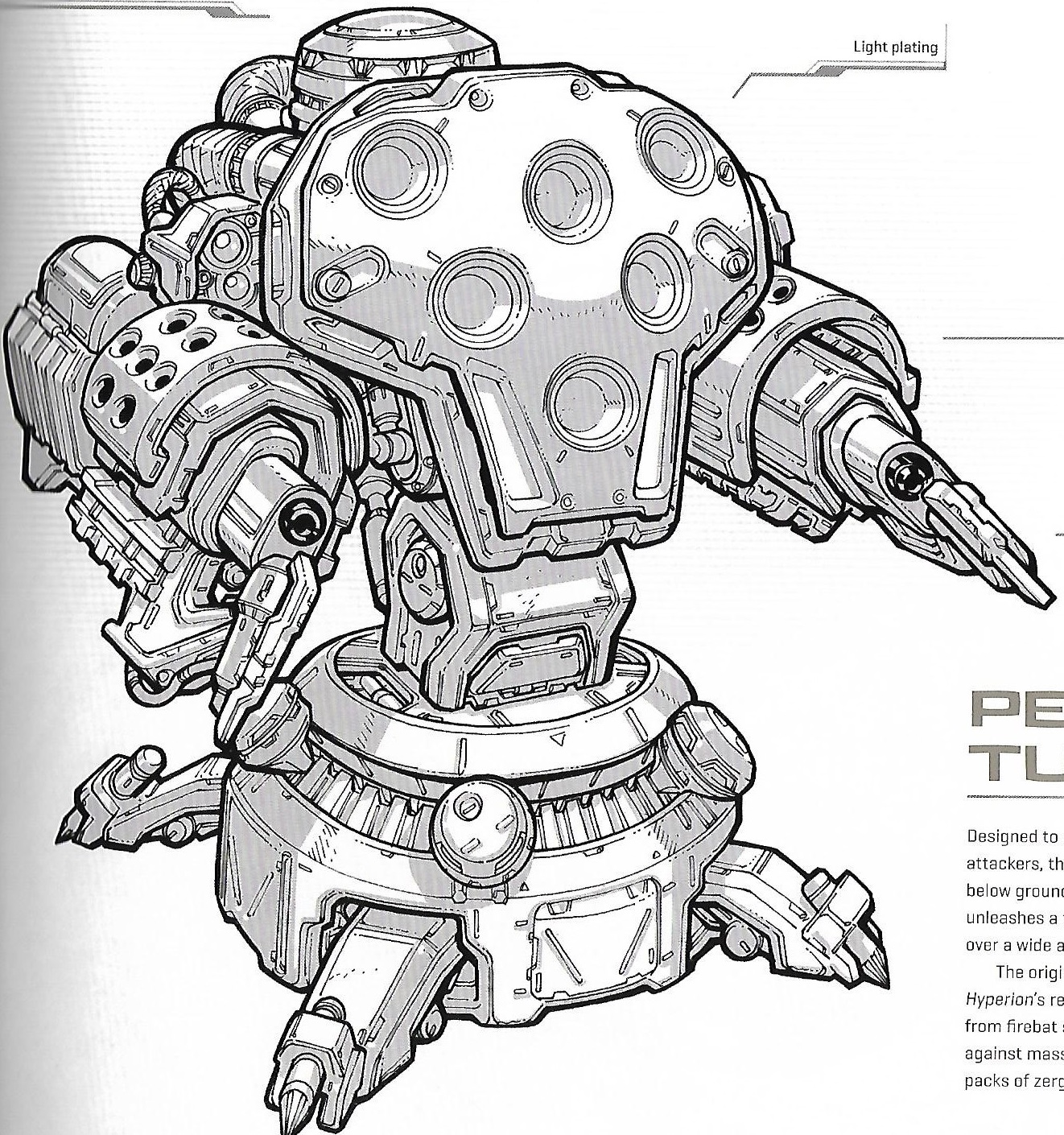 Category starcraft ii terran npc buildings starcraft for Starcraft coloring pages