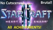 Starcraft 2 Rendezvous - HARD Guide - All Achievements!