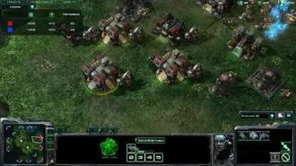 StarCraft II Battle Report 4