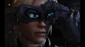 Nova - All Neural Parasite Unit Quotes - StarCraft II Nova Covert Ops