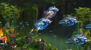 Tempest SC2 Game1