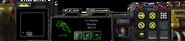 Console SCR Terrano Padrão
