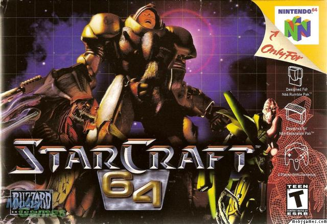 StarCraft 64 | StarCraft Wiki | FANDOM powered by Wikia