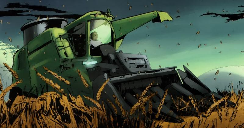 Halcyon Farming