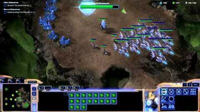 Starcraft 2- LOTV – Oblivion (Prologue) Campaign 2