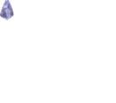 Khaydarin crystal formation