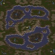 Pinnacle SC1 Map1
