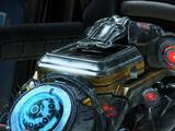 Artifact truck