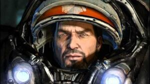 StarCraft 2 - Jim Raynor Quotes