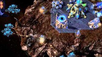 StarCraft 2 Brasil - Descrição Raça Terranos