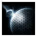 Ícone SCII Aprimoramento Protoss Escudos de Plasma Nível1