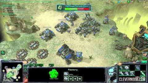 The Dig Starcraft II Brutal Mode Walkthrough (HD - Max Settings)
