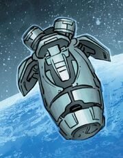 EscapePod Scavengers Comic1