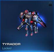 TyradorReaper SC2SkinImage