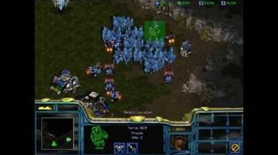 Starcraft 1 Insurrection - Protoss 08 - Carpenter's Destruction
