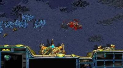 Starcraft Brood War - Protoss Mission 2 Dunes of Shakuras