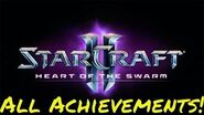 Starcraft 2 THE RECKONING - Brutal Guide - All Achievements!