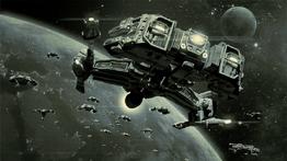 Ziemia i okręty DZZ w StarCraft
