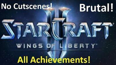 Starcraft 2 SECRET MISSION - Piercing The Shroud - BRUTAL Guide - All Achievements!